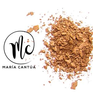 Polvo Compacto Adden Caramel Marifer Cosmetics