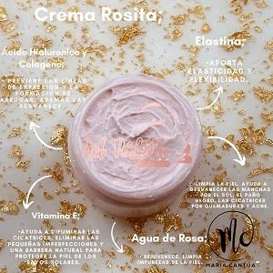 Crema Rosita Piel Perfecta Obregón Original