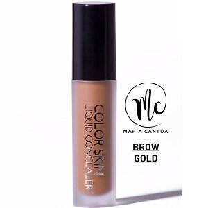 Color Skin Liquid Concealer Brow Gold Marifer Cosmetics