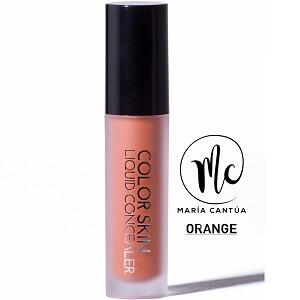 Color Skin Liquid Concealer Orange Marifer Cosmetics