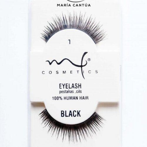 Eyelash Black Marifer Cosmetics #1