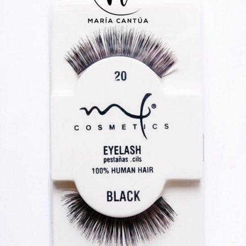 Eyelash Black Marifer Cosmetics #20