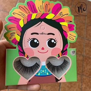 Pestaña Frida #137L